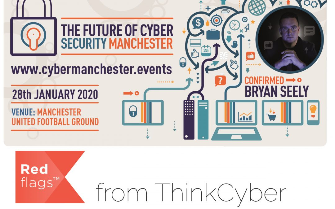 ThinkCyber at Future of Cyber Security Manchester 28th January