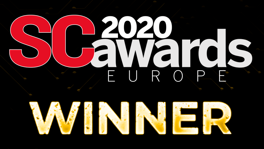 ThinkCyber win at SCAwards Europe 2020
