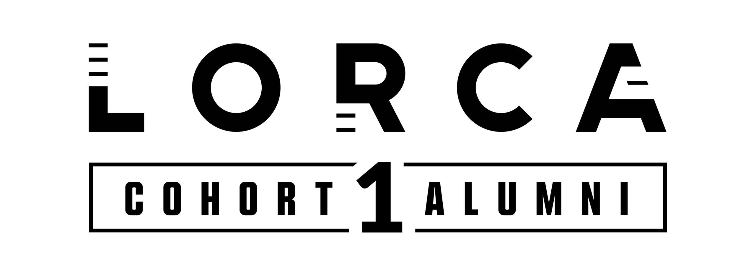 Lorca Cohort 1 alumni