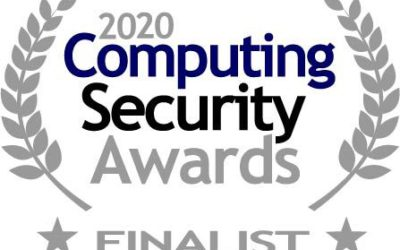 Three nominations at Computing Security Magazine Awards